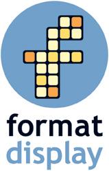 Format Display logo