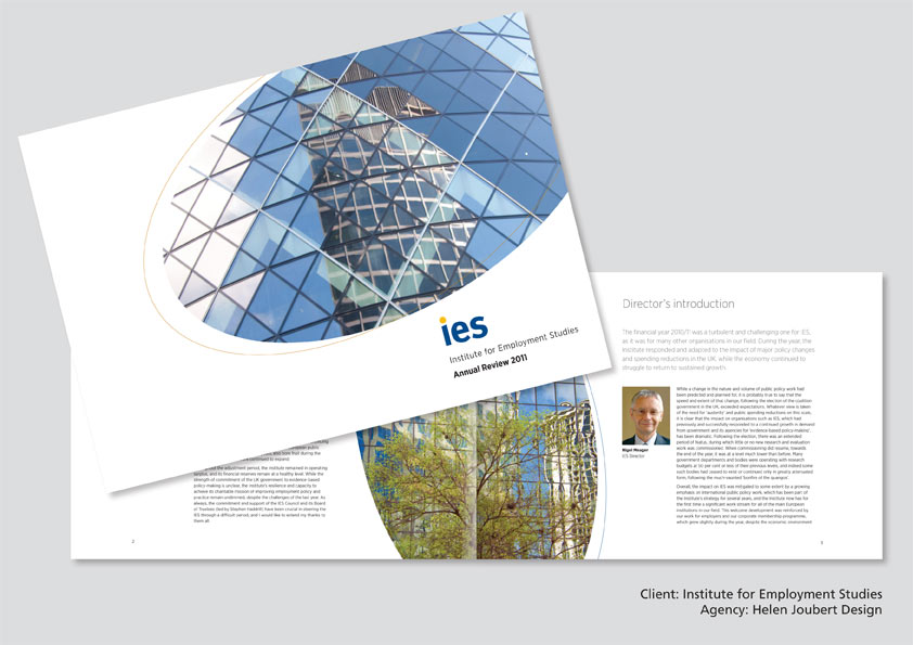 Annual Review IES