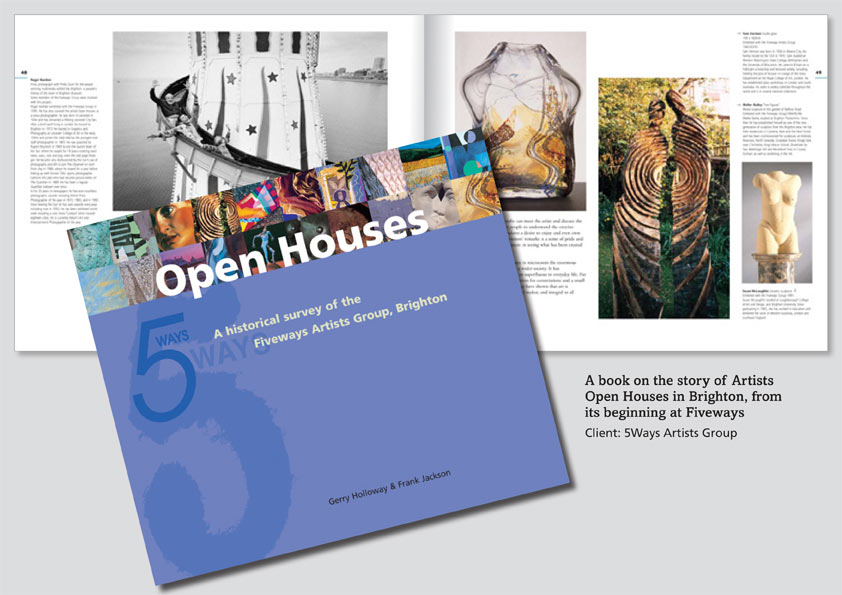 5Ways Open House book