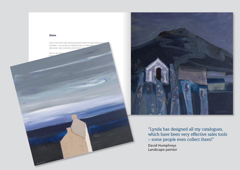 David Humphreys brochure