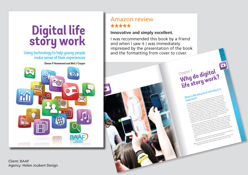 Digital Life Story book