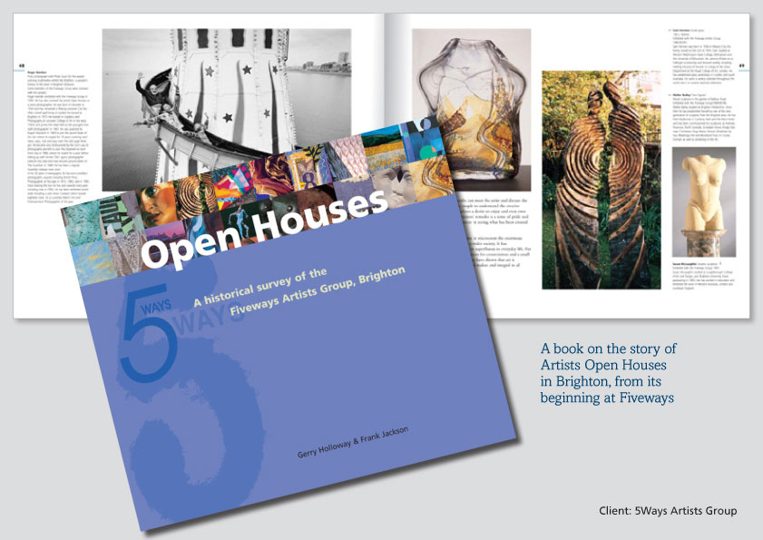 Open Houses book