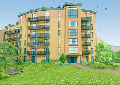 Green Estates after