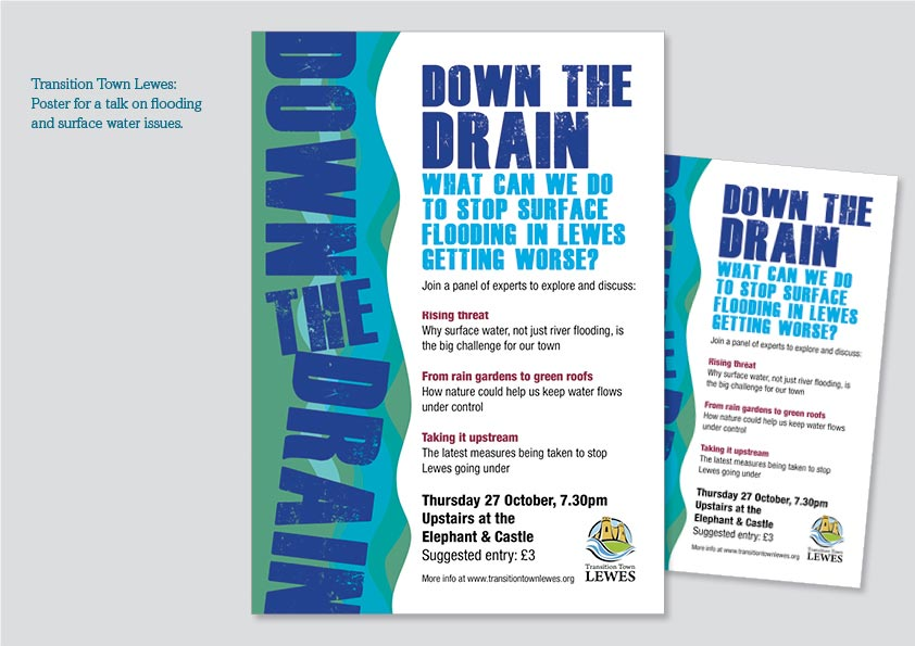 Down the Drain poster