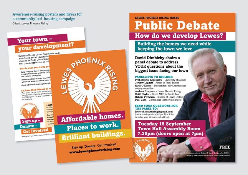 Phoenix Rising flyers
