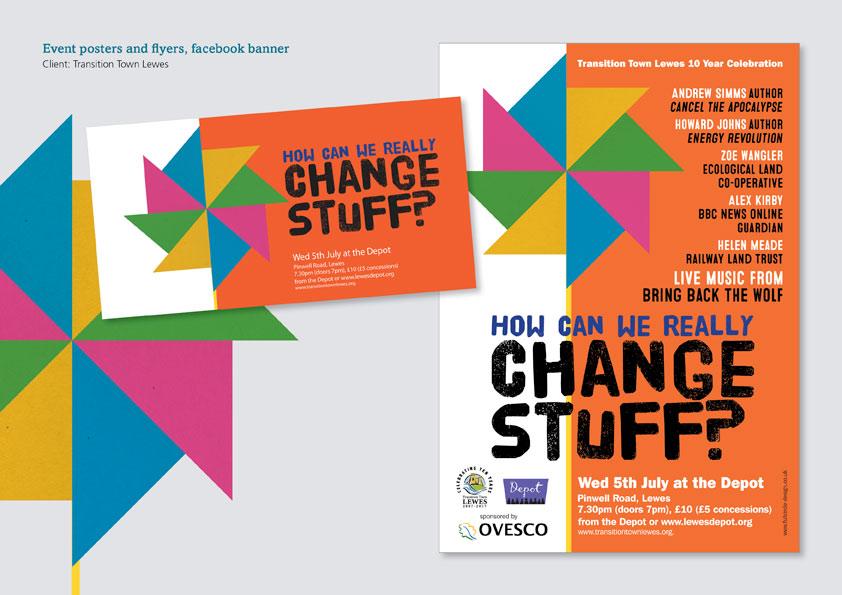 Change Stuff