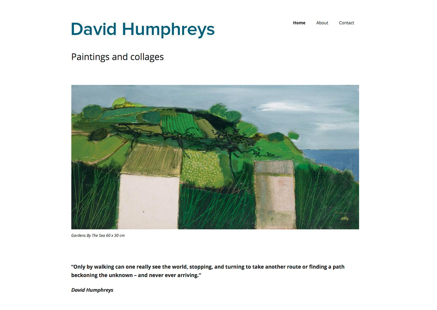 David Humphreys Art
