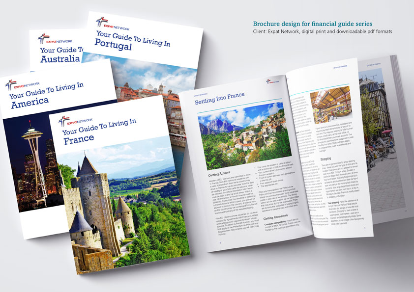 Expat Network financial guide series