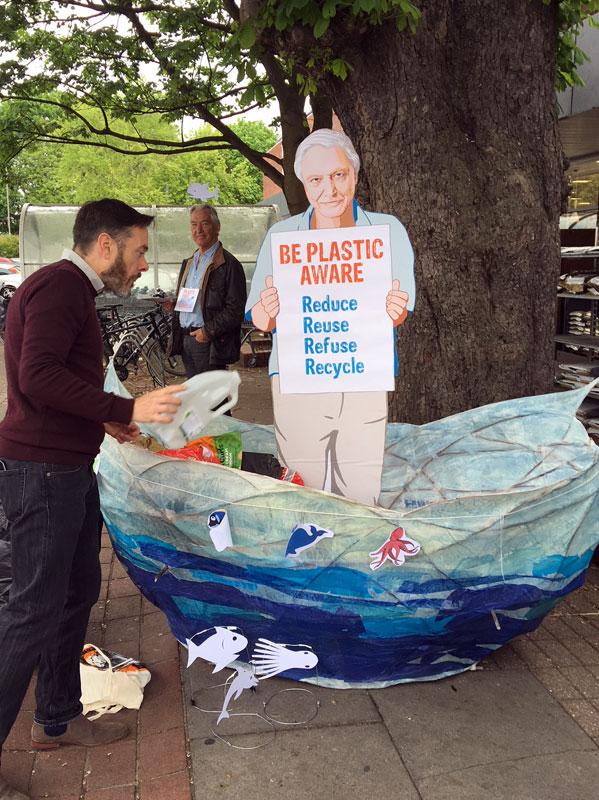 Plastic Free lewes event