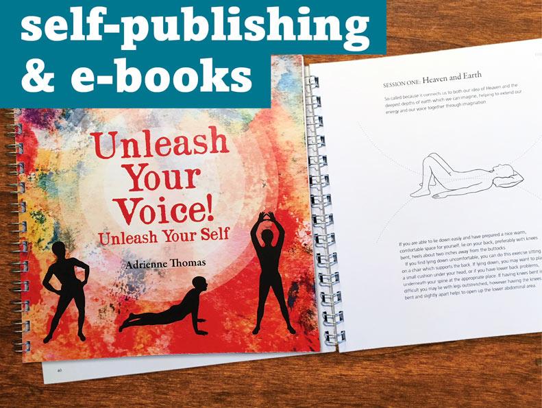 Unleash Your Voice book