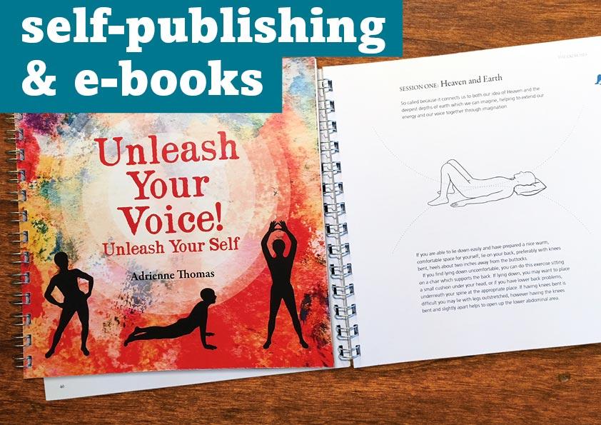 Unleash Your Voice self publishing